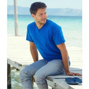 Majica V-izrez - moška