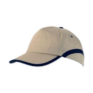 kapa šilt brez čelnega šiva