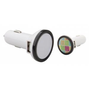 USB polnilec za avto BiPower